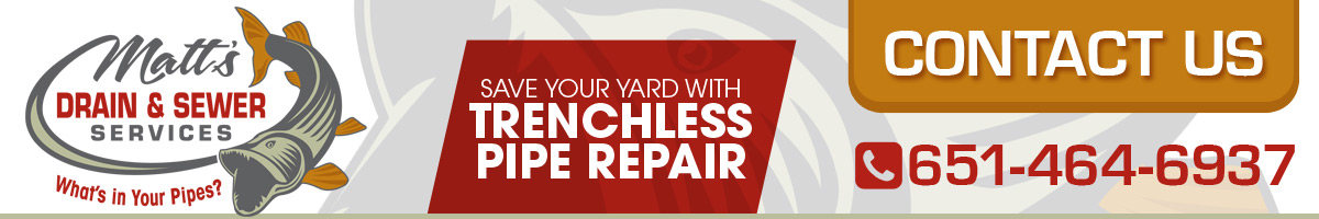 trenchless pipe repair company forest lake mn